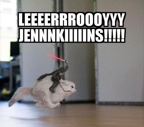 Leeeroy Jenkins!